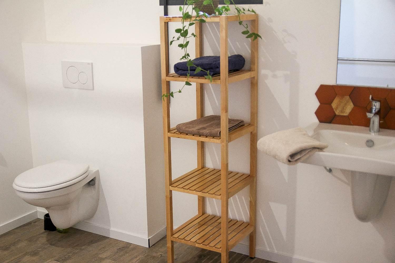 Le Répit de l'Oust - Salle de bain confort ©