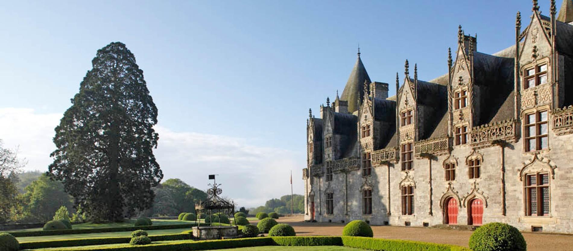Chateau-et-parc-de-Josselin-Morbihan-Bretagne-Sud © ©D-Bordes