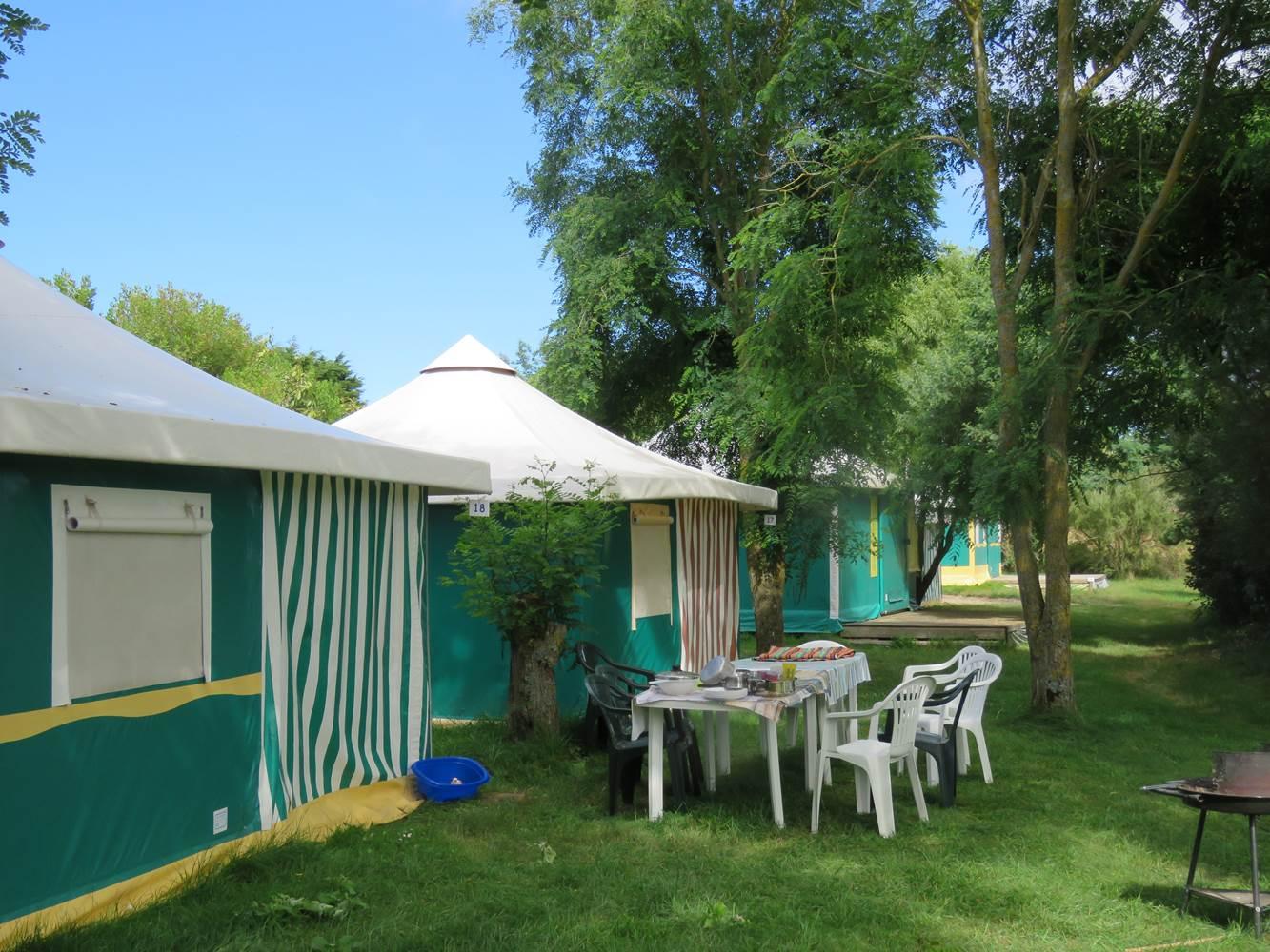 Camping Les Grands Sables ©