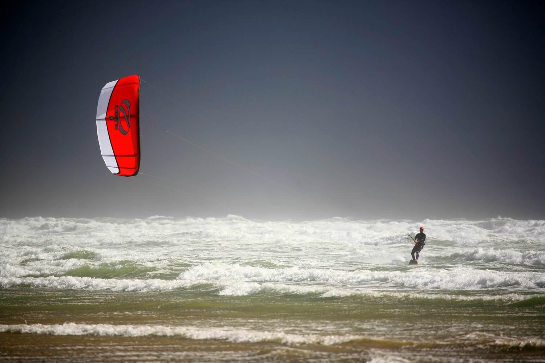 Kitesuf à Erdeven ©