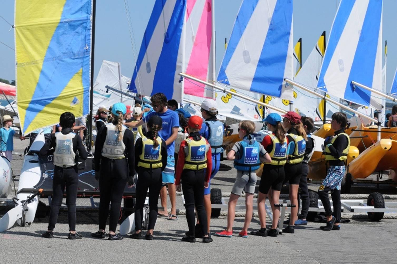 Stage de voile Carnac © Yacht club Carnac