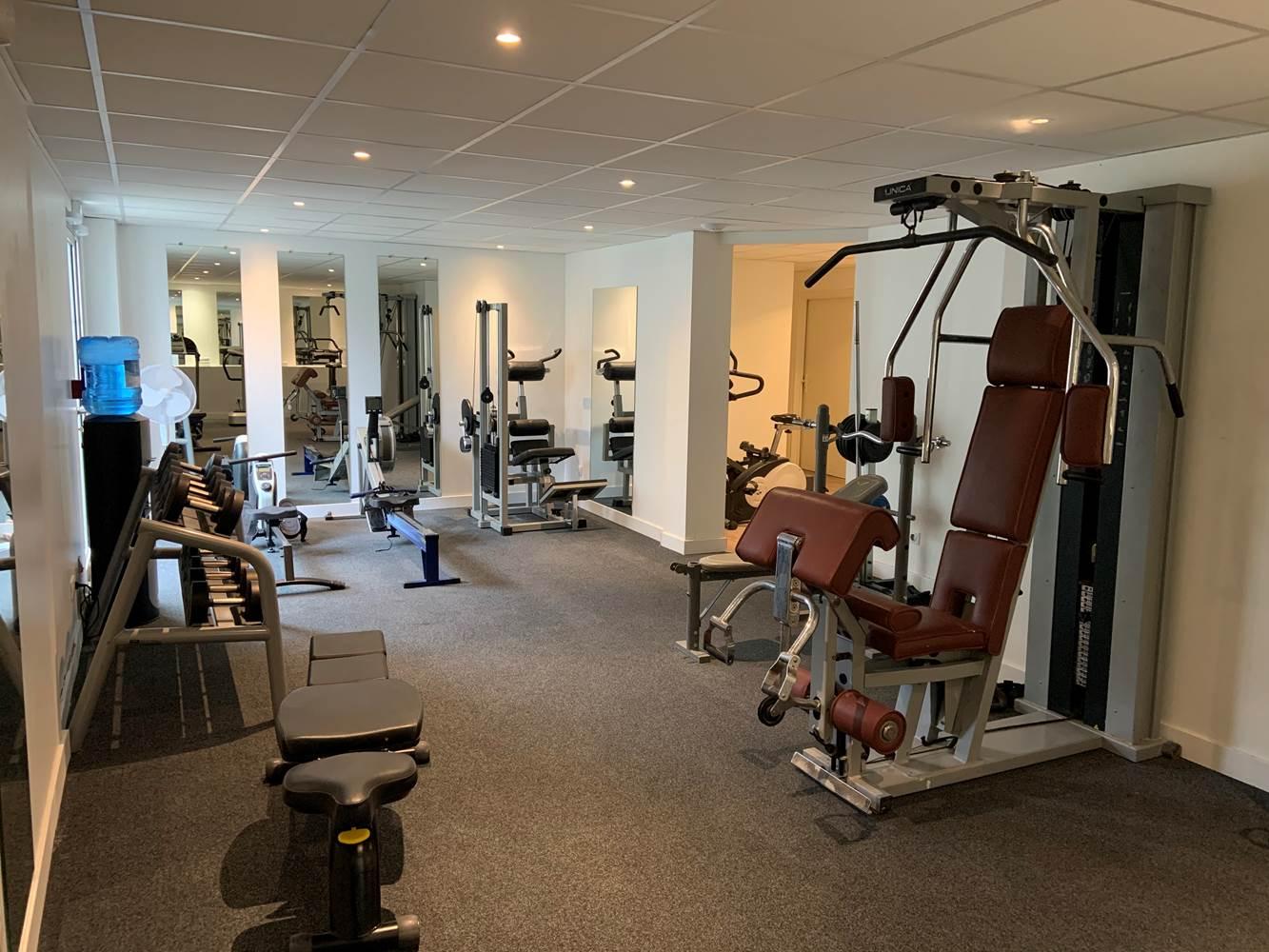 Salle de fitness ©