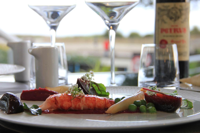 Restaurant l'Eskell - Le Menu Homard ©