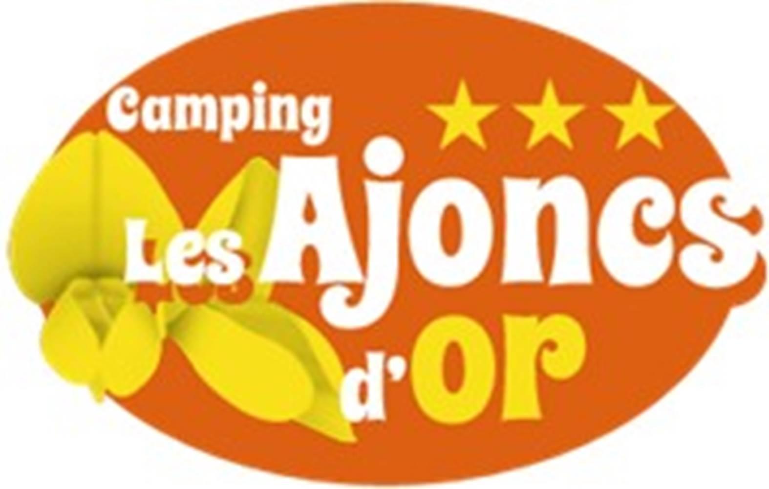 logo - ajoncs d'or - damgan - camping ©