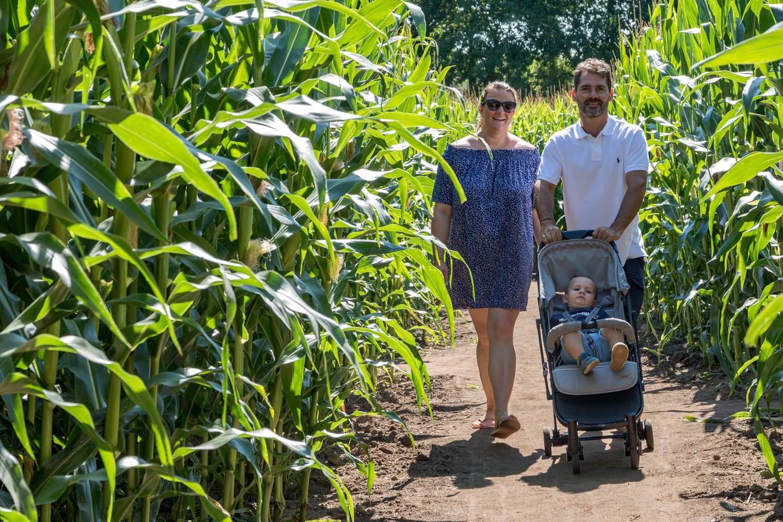 Pop Corn Labyrinthe-Ploemel-Morbihan-Bretagne-sud-05 © ©Fabien MARTY