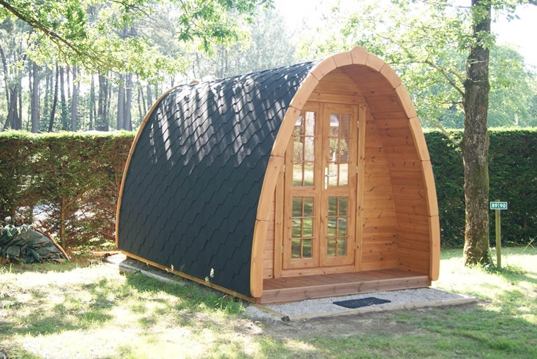 cabane pods-camping de kergo-carnac-morbihan ©