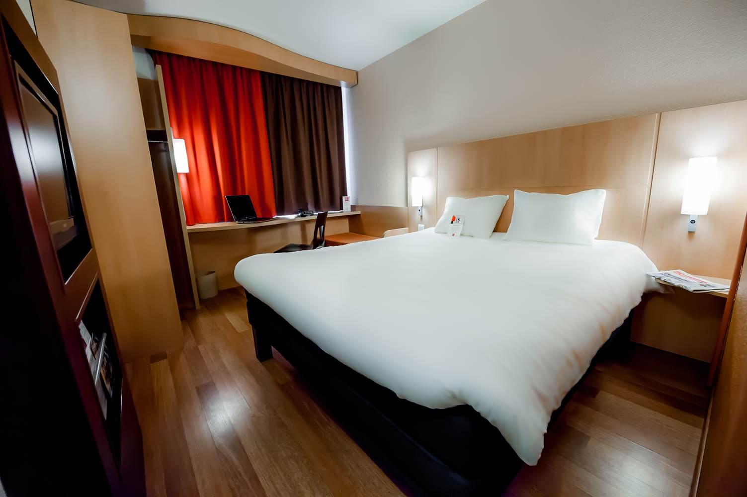 hotel ibis vannes chambre double ©