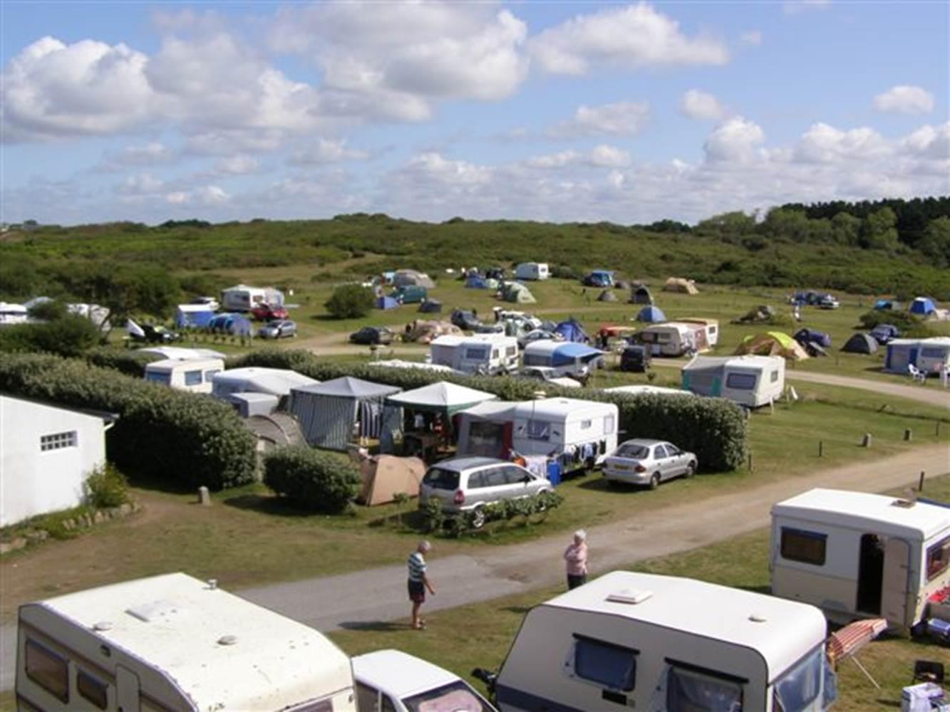 Camping-de-Pen-Er-Malo-Guidel-Groix-Lorient-Morbihan-Bretagne-sud © Camping de Pen Er Malo