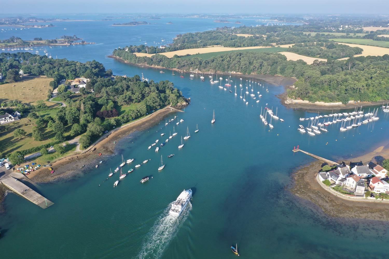 Agence Immobilière Nestenn Golfe du Morbihan ©