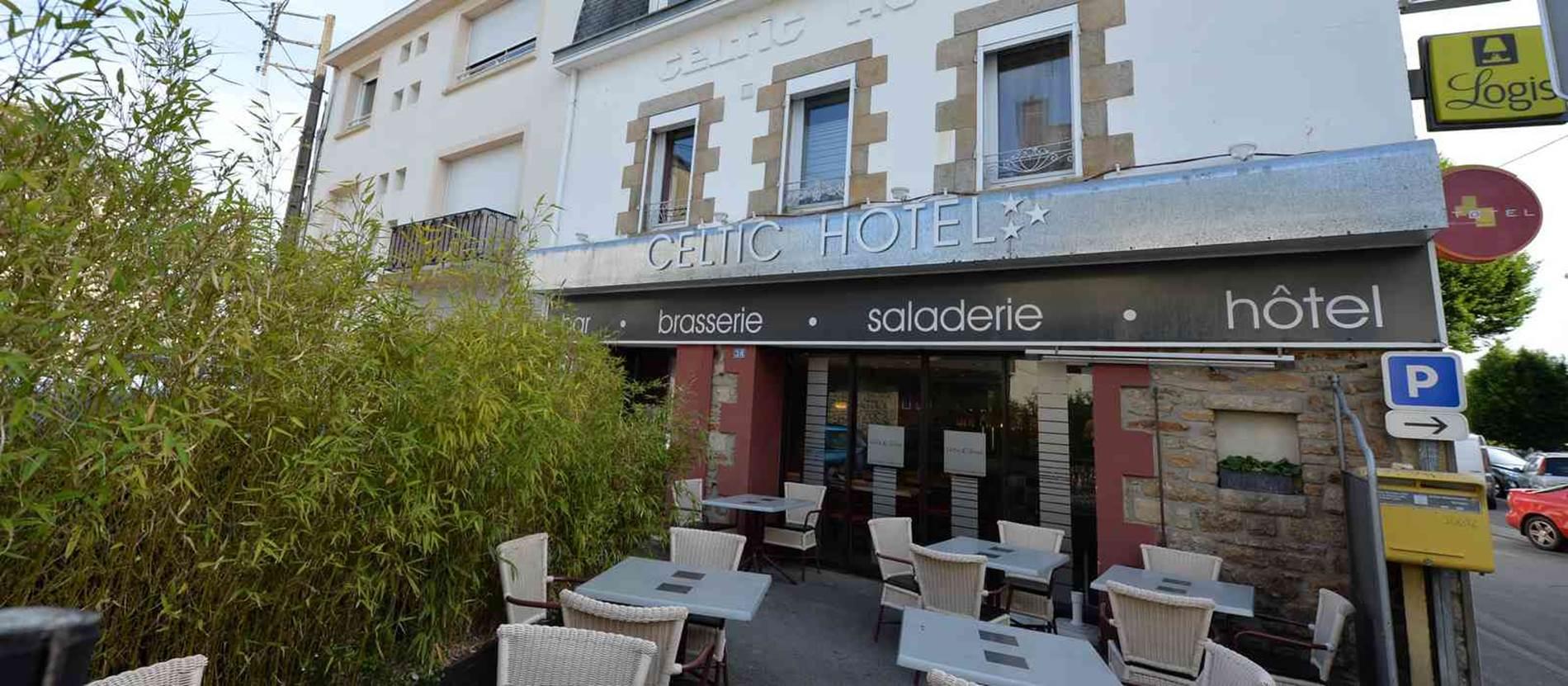 hotel-celtichotel-auray-Morbihan-Bretagne-Sud-exterieurs © hotel-celtichotel-auray