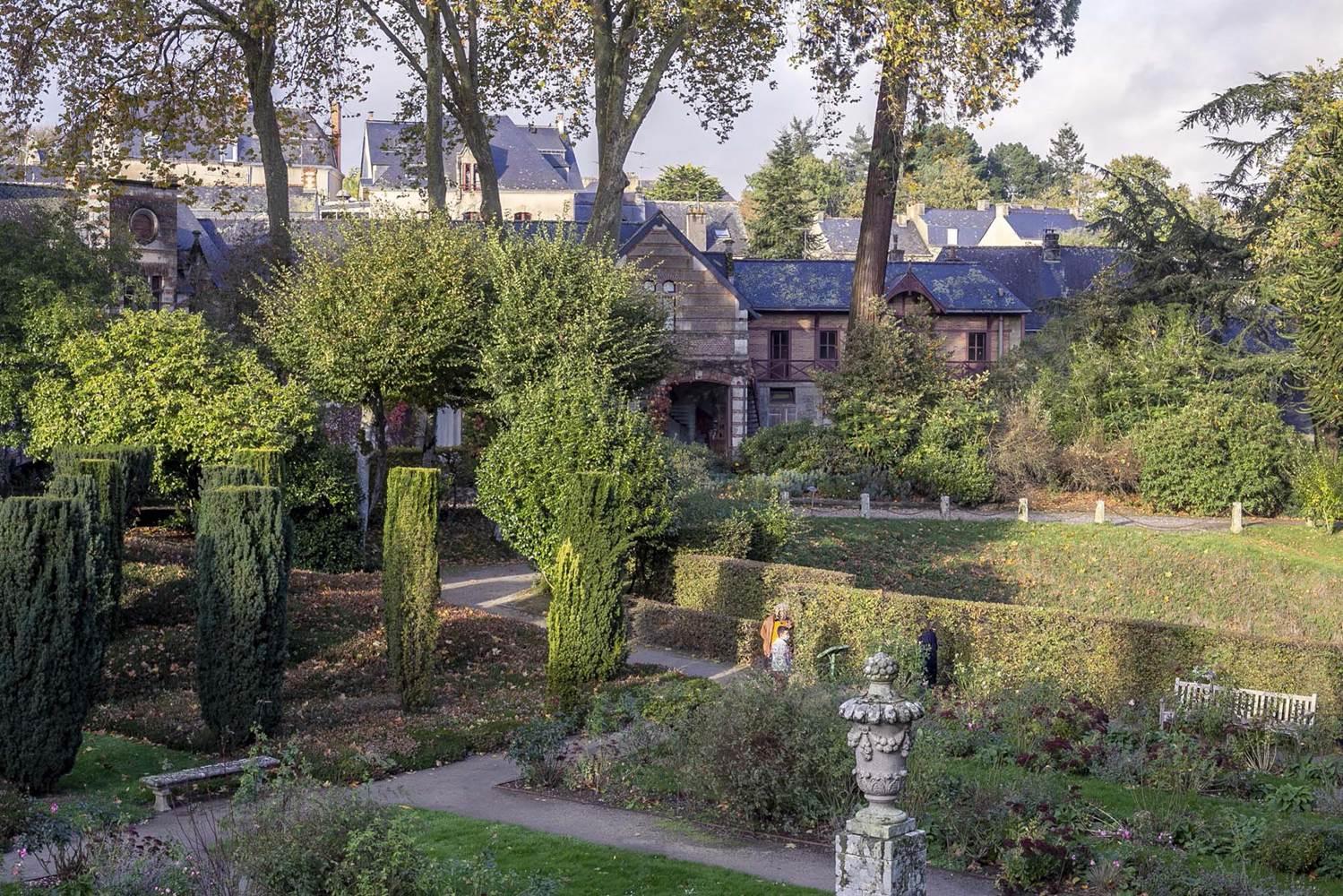 Château et parc de Josselin - Morbihan Bretagne Sud-28 © Meero