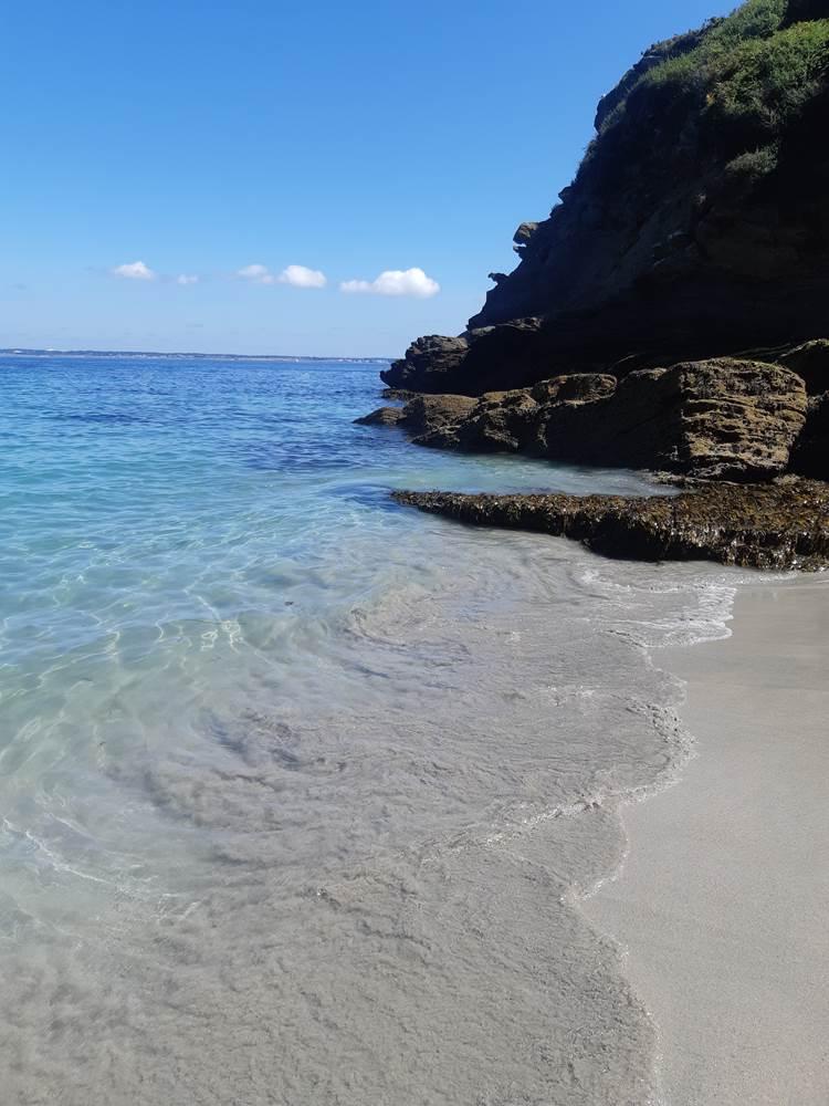 arzmael à tahiti beach ©