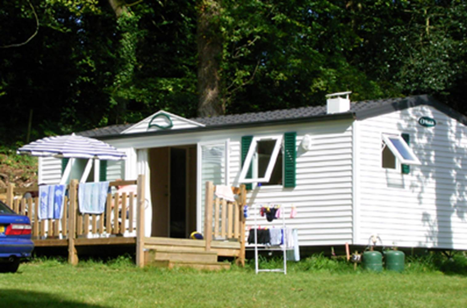 Camping-Domaine-du-Roc-Morbihan-Bretagne-Sud © Camping Domaine du Roc