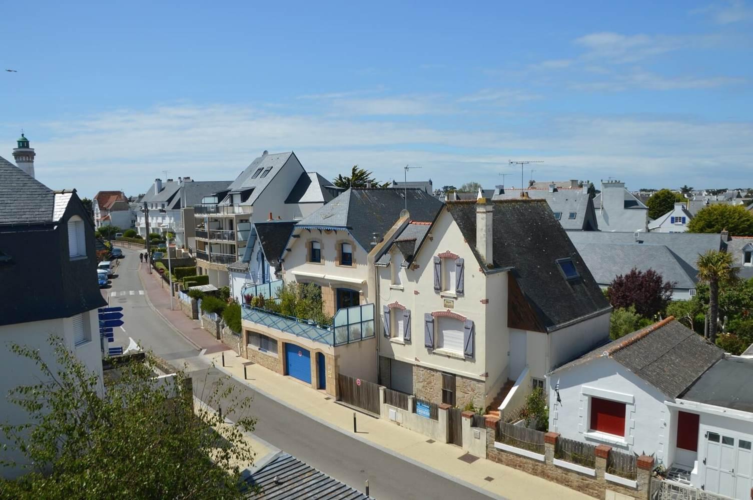 Vue Pays Hôtel des Druides Quiberon Morbihan Sud ©