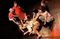 Le théâtre en scène à L'Hermine à Sarzeau