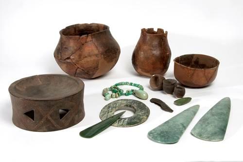 Visite guidée des collections du Musée de Préhistoire