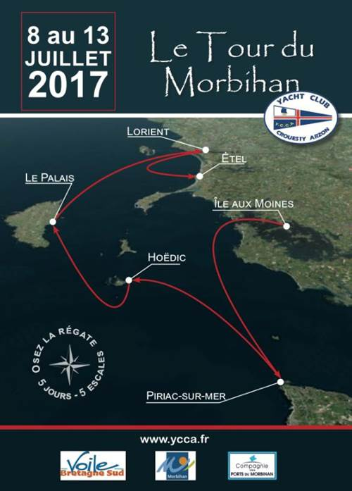 Le Tour du Morbihan