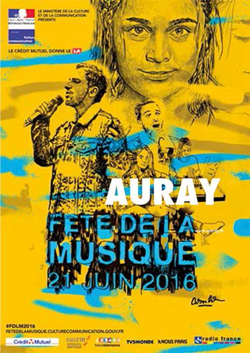 Fête de la musique - Auray