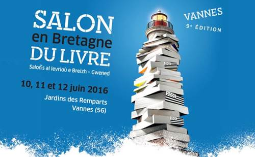 Salon du livre en Bretagne