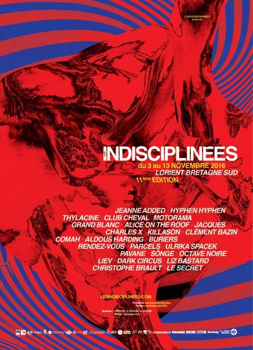 Festival Les Indisciplinées