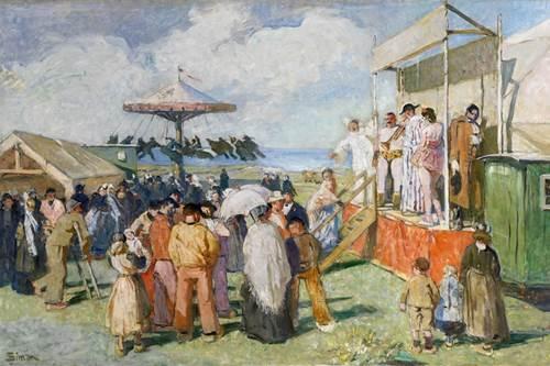 Conférence « Le peintre Pégot-Ogier et son oeuvre »