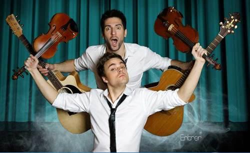 Concert Outside Duo - Quiberon