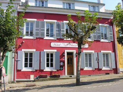 Hôtel Le Saint-Amant