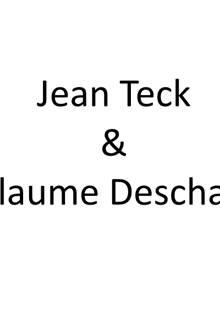 Soirée DJ animée par Jean Teck et Guillaume Deschamps