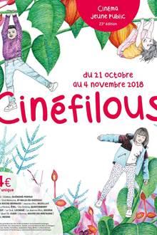 Cinéfilous 2018 au Cinéma Iris