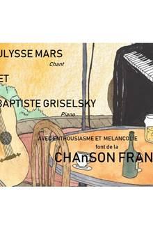 Concert : Ulysse Mars & Baptiste Griselzky