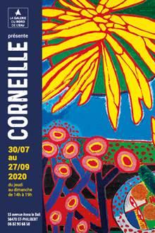 Exposition CORNEILLE - Galerie Bord de l'Eau