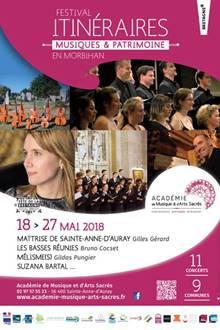Festival Itinéraires 2018 - Concert d'ouverture