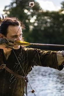 Initiation à l'archerie - Comper