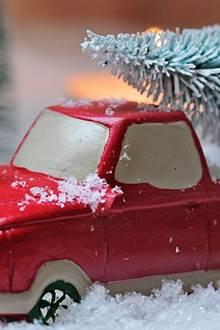 Marché de Noël à Le Tour du Parc