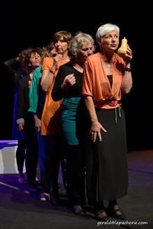 Soirée théâtre: Au bonheur des femmes