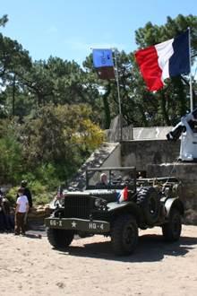 Ouverture du bunker-musée Bego - Visite du Mur de l'Atlantique