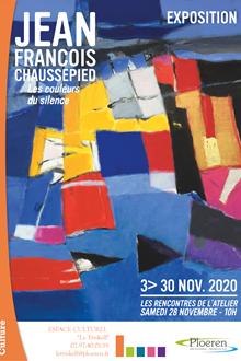 Les couleurs du silence - Expo Jean-François Chaussepied