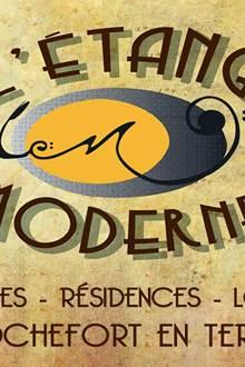 Les zapéros concerts de l'été - l'Étang Moderne