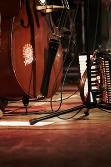 Fête de la musique au Petit Café dans la Prairie