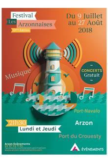 Festival de Musique Les Arzonnaises : Concert