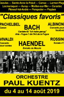 Concert de Paul Kuentz - Locmariaquer