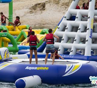West Beach Club - Aquapark