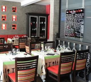 Restaurant Les Pieds sous la Table
