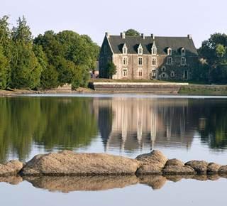 Château et parc de Comper