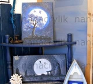Nana Crylik- Galerie d'Art