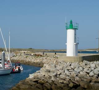 Port de plaisance de l'Ile d'Hoëdic