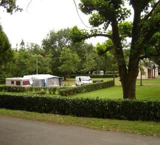 Camping municipal les Etangs de Bodean