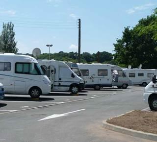 Aire de service Camping-Car Park Vannes