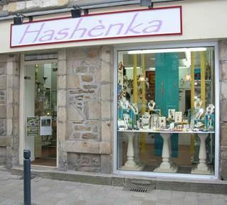 Objets, bijoux et masques vénitiens Hashenka