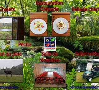 Le Stérou, parc naturel